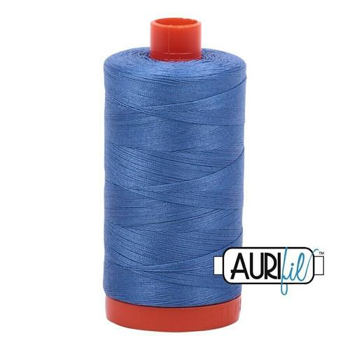 Aurifil 50wt Light Blue Violet (1128) thread