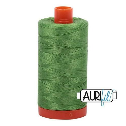 Aurifil 50wt Grass Green (1114) thread