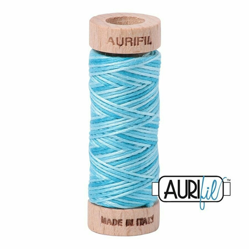 Aurifil Floss Baby Blue Eyes (4663) thread