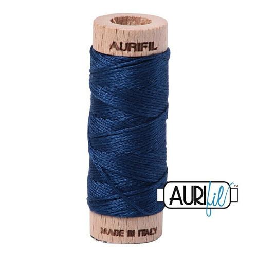 Aurifil Floss Medium Delft Blue (2783) thread