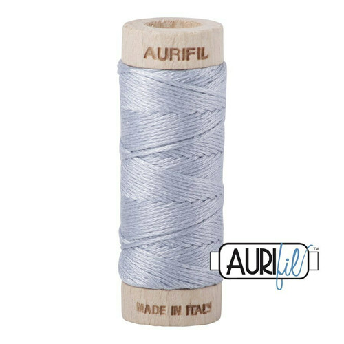 Aurifil Floss Artic Sky (2612) thread
