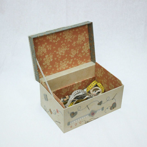 Rinske Stevens Designs: Big Sewing Box
