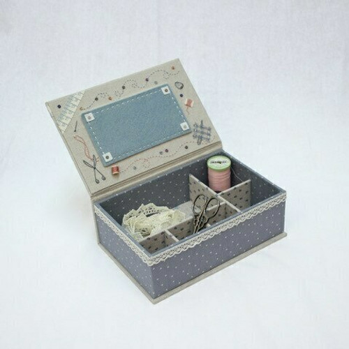 Rinske Stevens Designs: Small Sewing Box