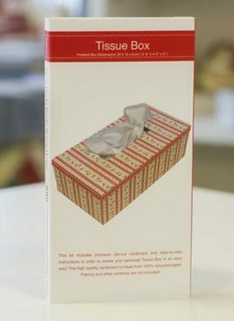 Rinske Stevens Designs : Tissue Box
