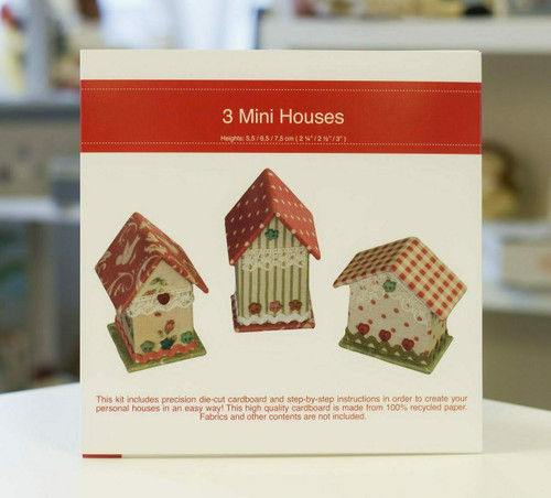 Rinske Stevens Designs : 3 Mini Houses
