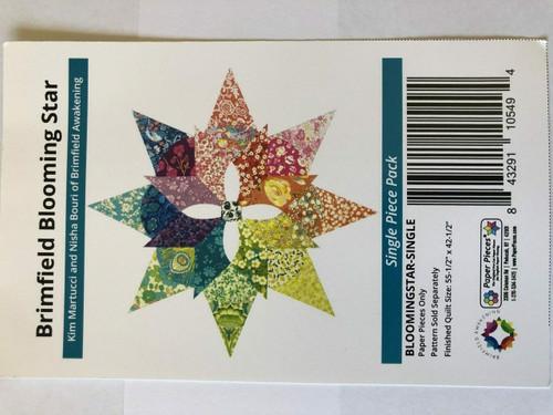 Brimfield Blooming Star Single Piece