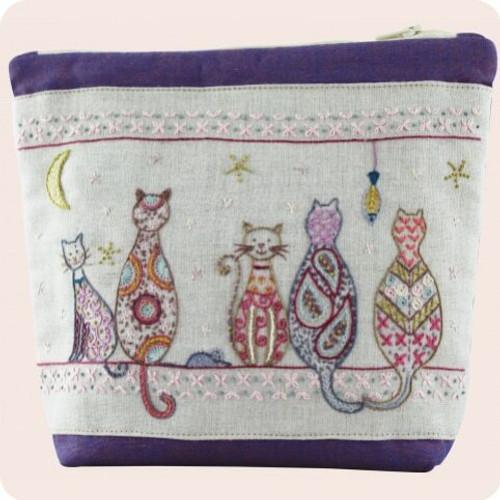 Un Chat dans l'aiguille : Bande de chats