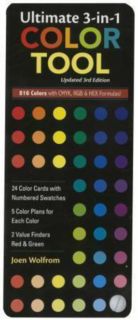 3 in 1 Colour Tool 3rd Edition