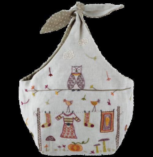 Un Chat dans l'aiguille : Tie Top Bag - Autumn