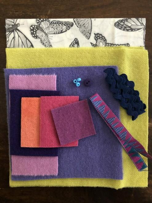Sue Spargo : Flower Pincushion Starter Kit