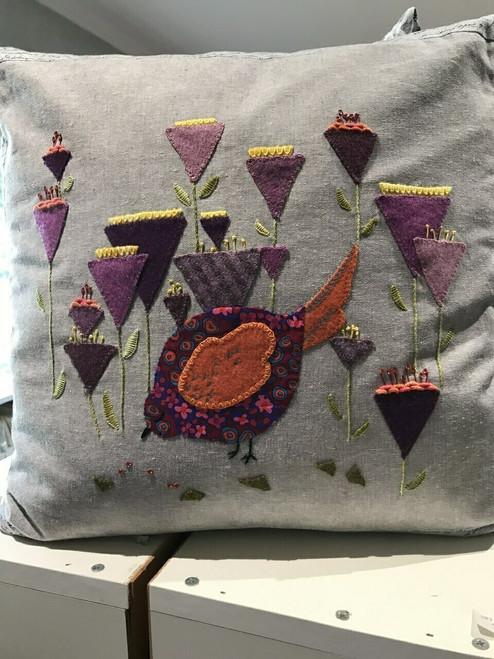 Veronique's Quilt Designs : Fantasies, Bird