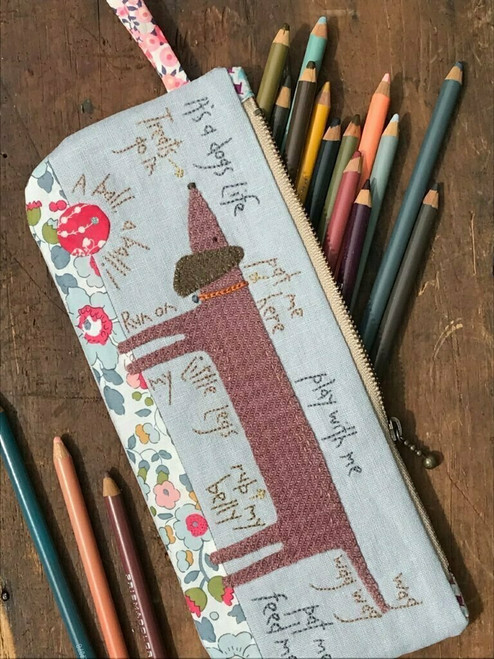 A Dogs Life Pencil Case