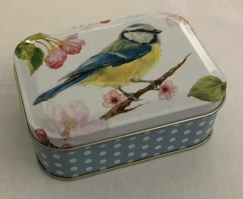 Small Bird Tin