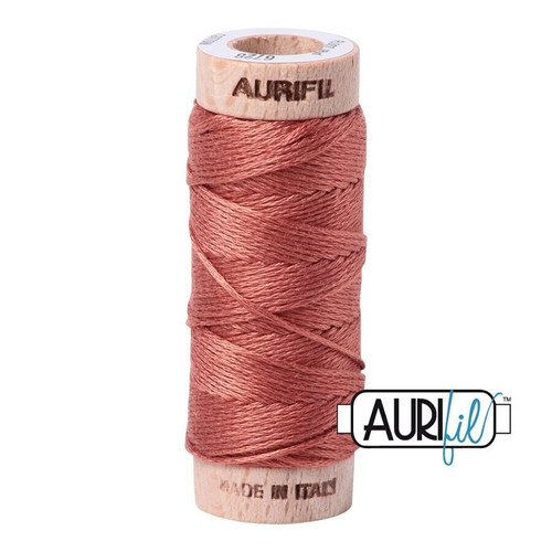 Aurifil Floss Cinnabar (6728) thread
