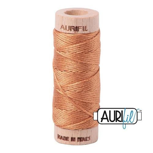 Aurifil Floss Caramel (2210) thread