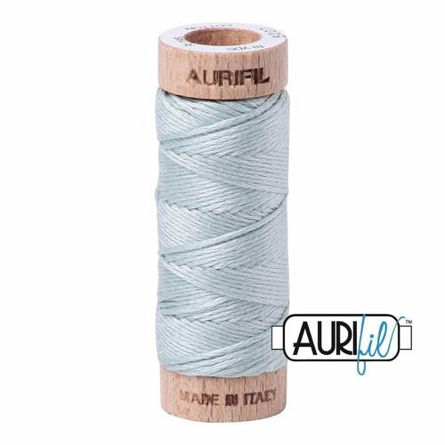 Aurifil Floss Light Grey Blue (5007) thread