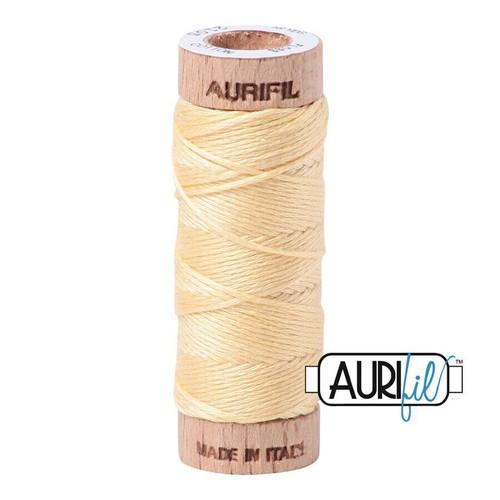 Aurifil Floss Champagne (2105) thread