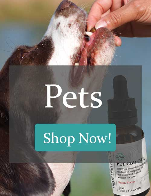 Show CBD Pet Oils and Treats