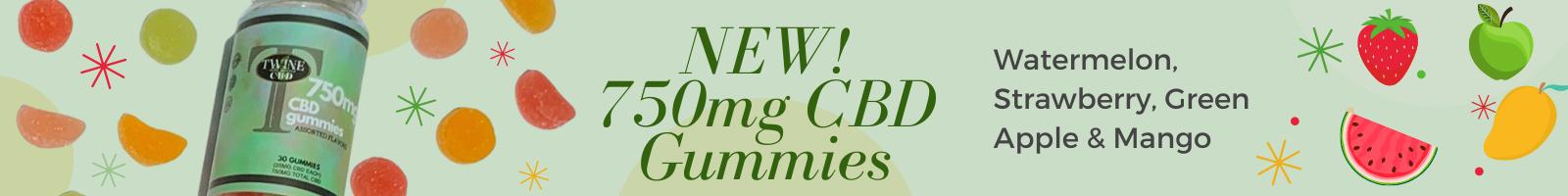 750mg CBD Oils on Sale!