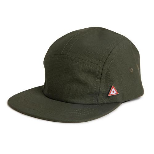 Camp Hat — Moss