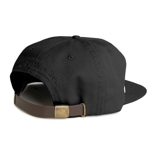 Ball Cap — Black