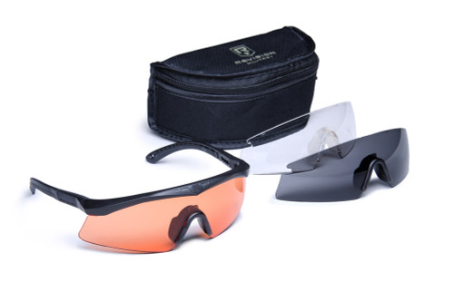 a7e2ffb844c ... KRISS Branded Revision Sawfly Shooting Glasses Kit