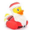 Santa Claus Christmas Holidays St. Nicholas Rubber Duck by Wild Republic | Ducks in the Window®