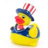 Patriotic Uncle Sam Rubber Duck