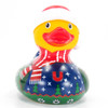 Christmas Jumper Bad Sweater Holiday Party Rubber Duck Bath Toy by Bud Ducks | Ducks in the Window®