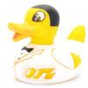 LED Glow 007 James Bond Rubber Duck Bath Toy by Locomocean | Ducks in the Window®