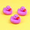 Color changing rubber duck bath toy by Thumbs Up