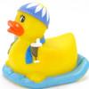 Pool Raft Rubber Duck by Ad Line   Ducks in the Window®