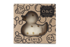 Elvis the Duck - Gold Dots (Organic and 100% Natural) by Oli & Carol