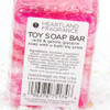 Princess  Rubber Duck all natural soap by Heartland Fragrance