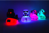 Duck Fader Rubber Duck from the Pond Wars Series LED Lights glow-in-the-dark (Star Wars Fans, and Darth Vader)