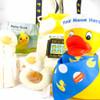Yellow Ducky Super Baby Gift Bundle | Ducks in the Window