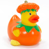 Pumpkin Thanksgiving Rubber Duck by Ad Line | Ducks in the Window®