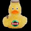 German Beer Octoberfest Rubber Duck by LILALU bath toy   Ducks in the Window