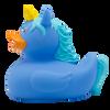 Unicorn Duck, Light Blue Rubber Duck by LILALU bath toy   Ducks in the Window