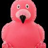 Pink Flamingo  Rubber Duck by LILALU bath toy   Ducks in the Window