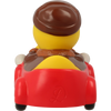 Car Driver Rubber Duck by LILALU bath toy | Ducks in the Window