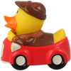 Car Driver  Rubber Duck