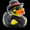 EL Capo Gangster Rubber Duck by LILALU bath toy   Ducks in the Window