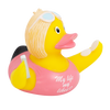 Online Influencer Social Media Likes Rubber Duck by LILALU bath toy   Ducks in the Window
