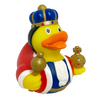King Royal Highness Rubber Duck by LILALU bath toy | Ducks in the Window