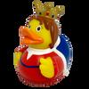 The Queen Rubber Duck