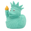New York City Statue of Liberty  Rubber Duck by LILALU bath toy | Ducks in the Window