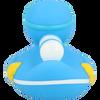 Scuba Diver  Rubber Duck by LILALU bath toy   Ducks in the Window