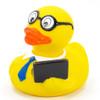 Computer Geek Rubber Duck by Schnabels | Ducks in the Window®