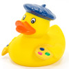 Artist Rubber Duck by Schnabels | Ducks in the Window®